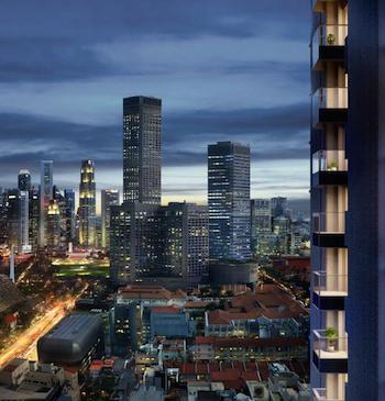 the-m-condo-night-view-singapore