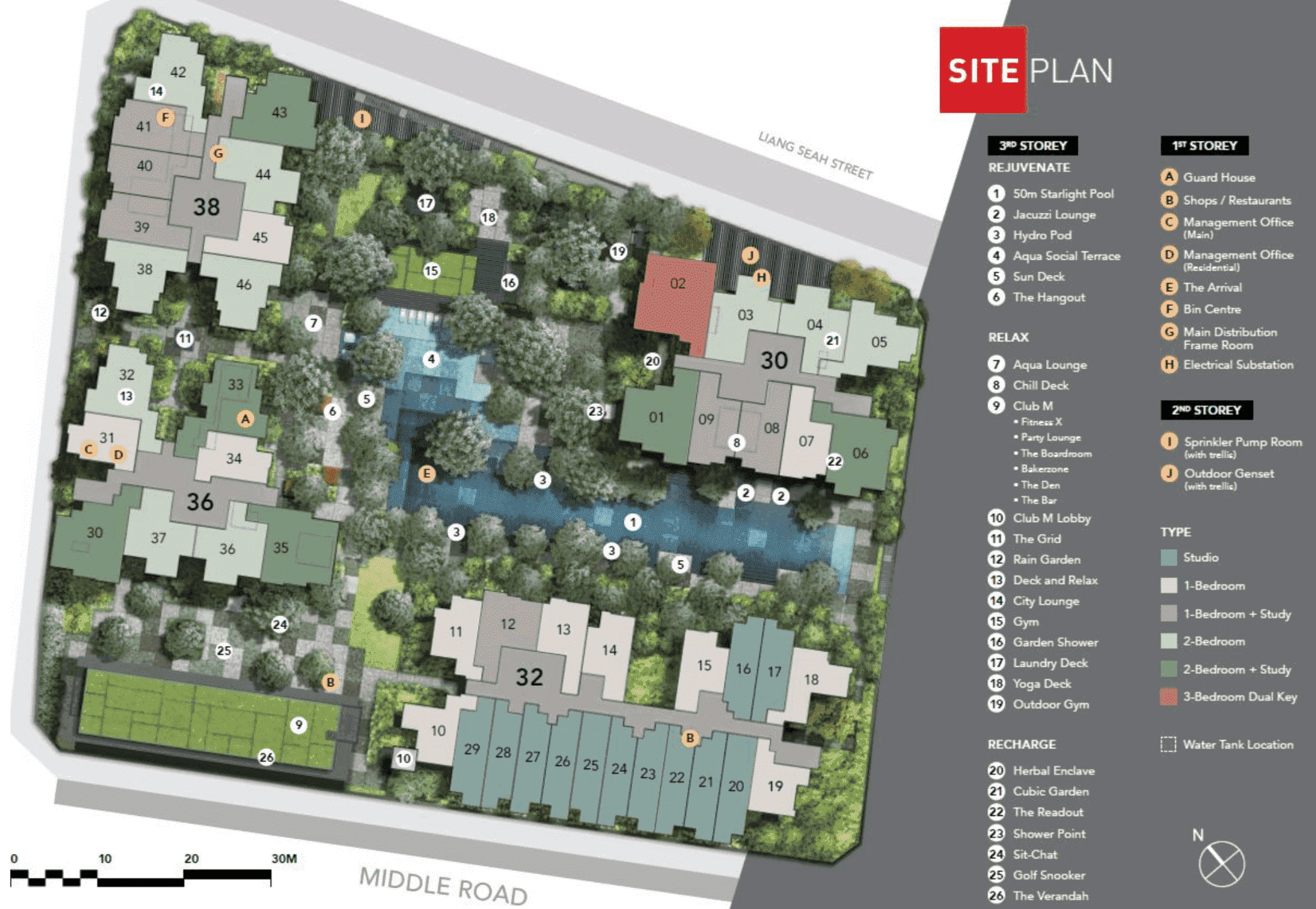 the-m-site-plan